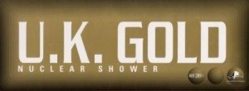Bild 1: U.K. Gold, Nuclear shower (Lexa Remix, 1997)