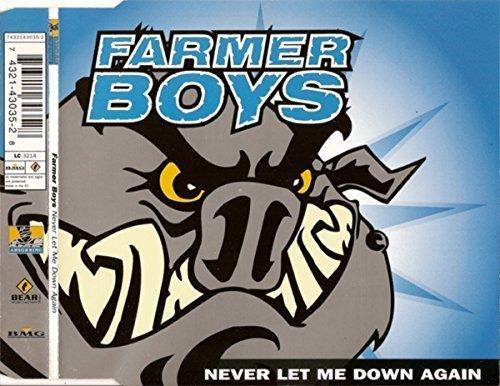 Bild 1: Farmer Boys, Never let me down again (1996)