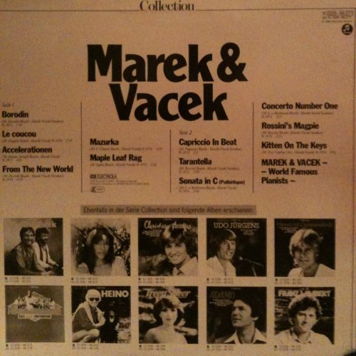 Bild 3: Marek & Vacek, Collection