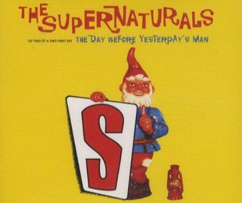Bild 1: Supernaturals, Day before yesterday's man (1997, CD2)