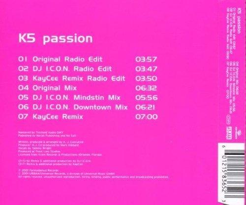 Bild 2: K5, Passion (2001)