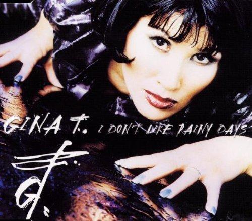 Bild 1: Gina T., I don't like rainy days (1999)