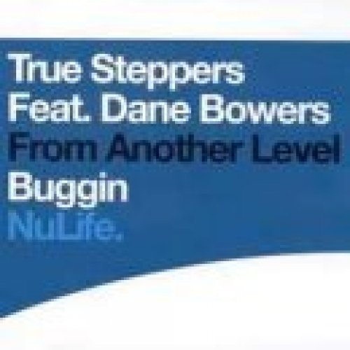 Image 1: True Steppers, Buggin' (plus 10° Below Vocal/Raw Dub, 2000, feat. Dane Bowers)