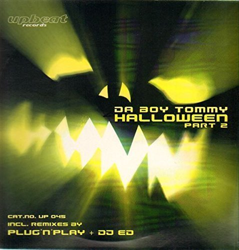 Bild 1: Da Boy Tommy, Halloween-Part 2 (Plug'n'Play/DJ Ed Remixes, 1999/2000)