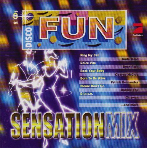 Bild 1: Disco Fun Sensation Mix, Fancy, Pet Shop Boys, Hypnosis, Ottawan, Fun Fun..