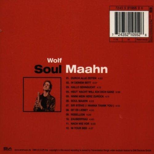 Bild 2: Wolf Maahn, Soul (1999)