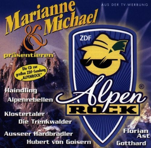 Bild 1: Alpenrock-Marianne & Michael präsentieren (1998), Haindling, Alpenrebellen, Klostertaler..