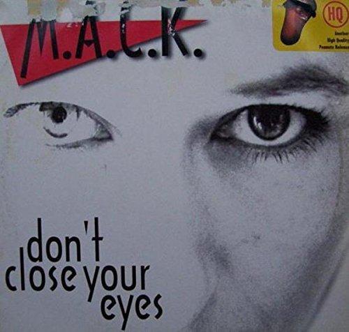 Bild 1: M.A.C.K., Don't close your eyes (1997)