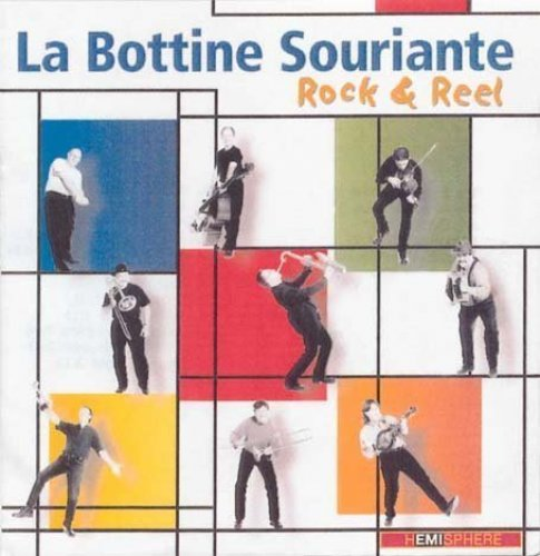Bild 1: La Bottine Souriante, Rock & reel (1998)