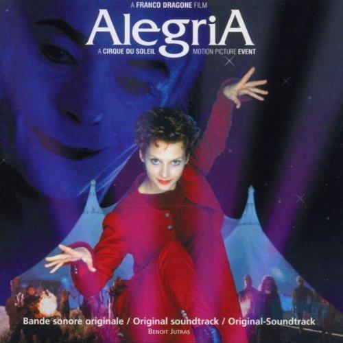 Bild 1: Alegria-The Film, René Dupéré (15 tracks, 1999)