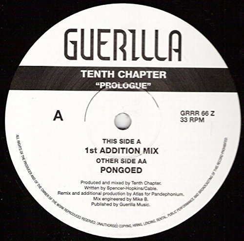 Bild 1: Tenth Chapter, Prologue (Atlas Remixes)