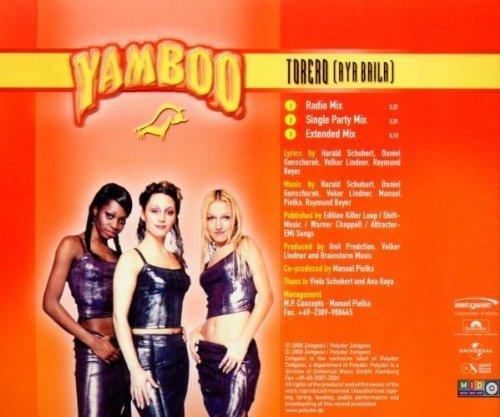 Bild 2: Yamboo, Torero (aya baila; 2000)