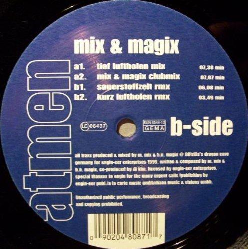 Bild 1: Mix & Magix, Atmen (#zyx/sun0044)