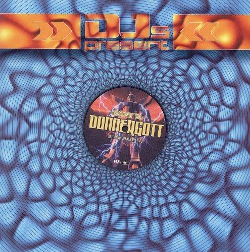 Bild 1: Gary D., Donnergott (Blitz und Donner Mix/Pinball Remix, 1999)