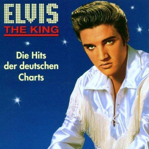 Bild 1: Elvis Presley, Die Hits der deutschen Charts (1991, RCA)