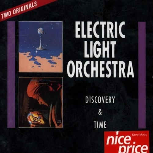 Bild 1: ELO, Discovery/Time (1979/81)
