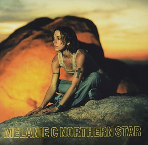 Bild 1: Melanie C, Nothern star (2000; 14 tracks)