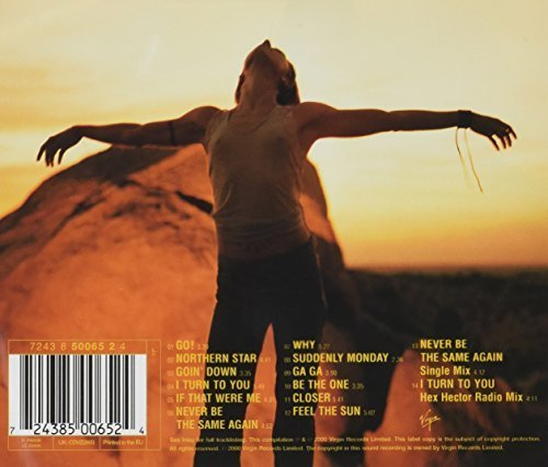Bild 2: Melanie C, Nothern star (2000; 14 tracks)