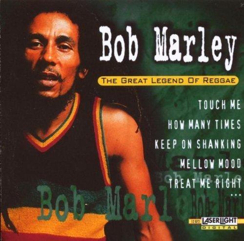 Bild 1: Bob Marley, Great legend of reggae (compilation, #laserlight12872)