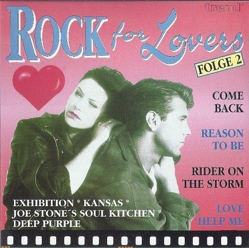 Bild 1: Rock for Lovers 2, Bob Seger, James Taylor, Observer, Sabotage, Exhibition..
