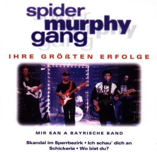 Bild 1: Spider Murphy Gang, Ihre größten Erfolge (12 tracks, 1980-84/97)