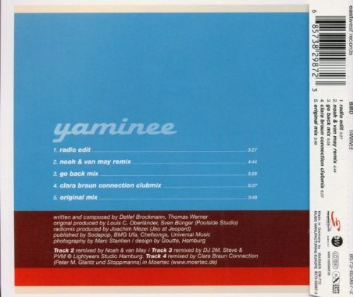Bild 2: Yaminee, Bird (2000)