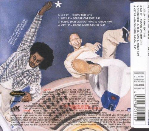 Bild 2: DJ Thomilla, Get up (2000, feat. Afrob)