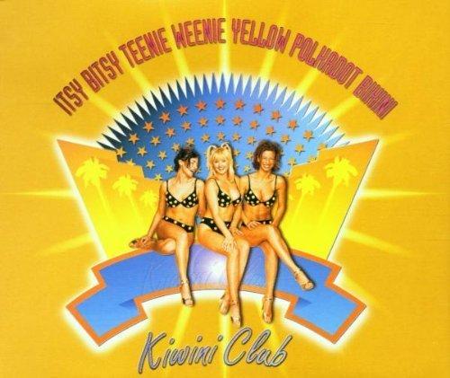 Bild 1: Kiwini Club, Itsy bitsy teenie weenie.. (2000)
