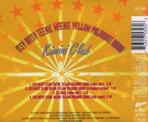 Bild 2: Kiwini Club, Itsy bitsy teenie weenie.. (2000)