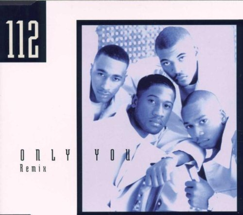 Bild 1: 112, Only you-Remix (5 versions, 1996)