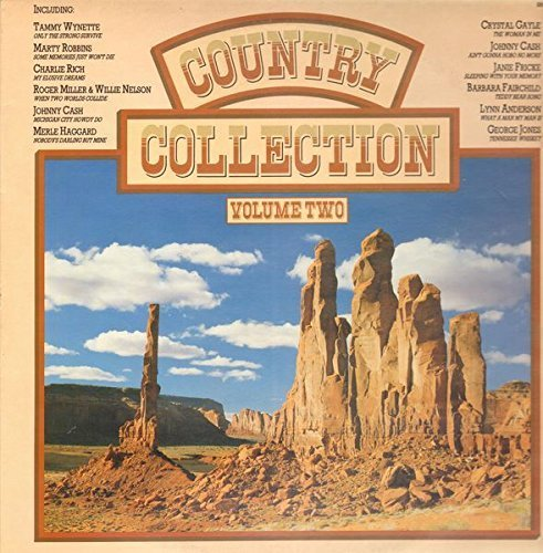 Bild 1: Country Collection 2, Tammy Wynette, Marty Robbins, Charlie Rich, Johnny Cash, Crystal Gayle..