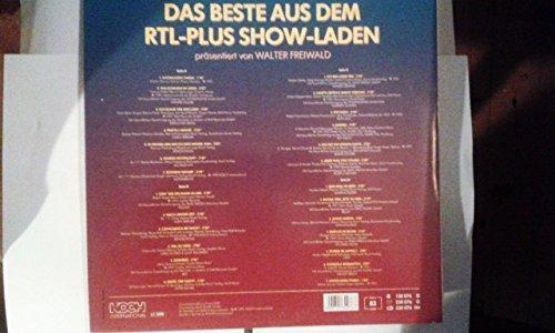 Bild 2: Das Beste aus dem RTL-Plus Show-Laden (1991), Rex Gildo, Cindy Berger, Nicole, Ibo, Valerie's Garten, Michael Holm..