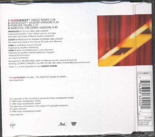 Bild 2: Liquido, Clicklesley (1999)