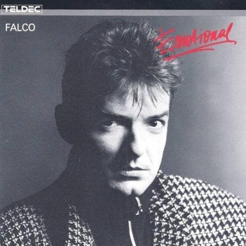 Bild 1: Falco, Emotional (1986, orig. pressing)