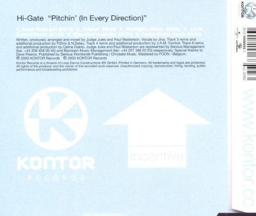 Bild 2: Hi-Gate, Pitchin'.. (2000)