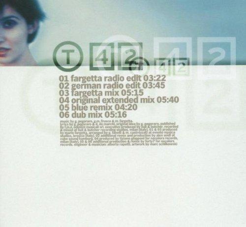 Bild 2: T 42, Melody blue (movin' on; 2000, feat. Sharp)