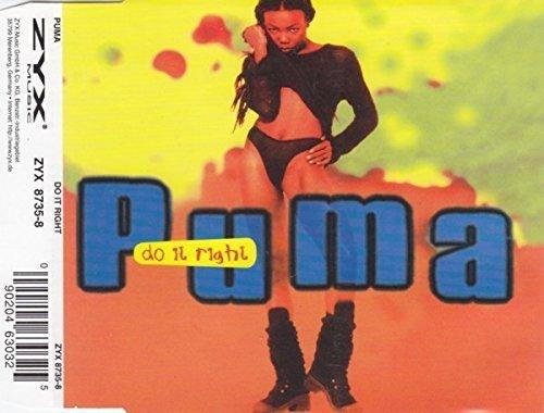 Bild 1: Puma, Do it right (6 tracks, 1997, #zyx8735)
