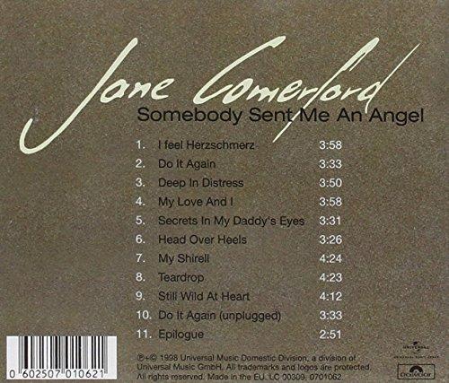 Bild 2: Jane Comerford, Somebody sent me an angel (1998)
