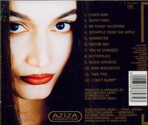 Bild 2: Aziza Mustafa Zadeh, Jazziza (1997)