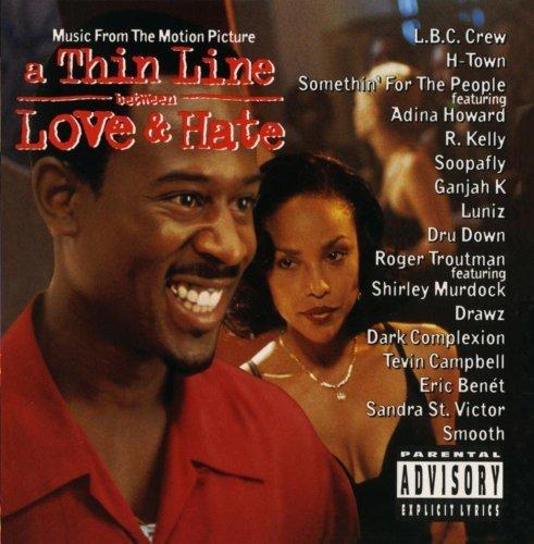 Bild 1: A thin Line between Love & Hate (1995/96), R. Kelly, Luniz, Dru Down, Smooth..