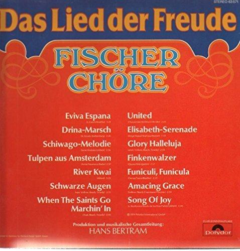 Bild 2: Fischer Chöre, Das Lied der Freude (1974)