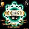 World of Techno 3 (1998), Formic Acid, Nature One, Technocat, Ramirez, Wink..