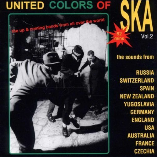 Bild 1: United Colors of Ska 2 (1995), Ventilators, Dr. Ringding/Senior Allstars, Intensified, Engine 54, Banana Boats..