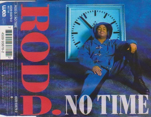 Bild 1: Rod D., No time (1993)