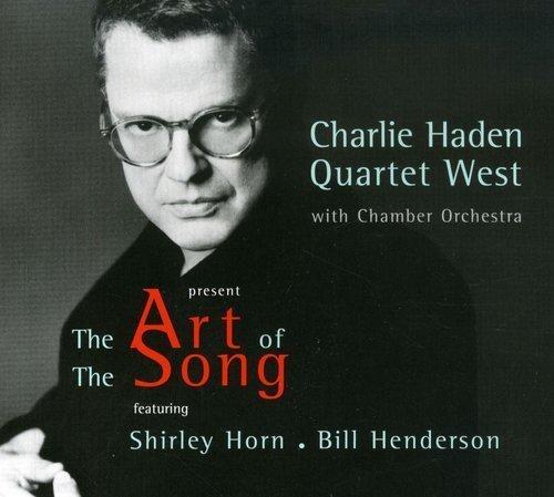 Bild 1: Charlie Haden-Quartet West, Art of the song