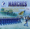 World of Marches (#zyx11023), Vienna Military Brass Band, Musikkorps Philipp Sonntag..