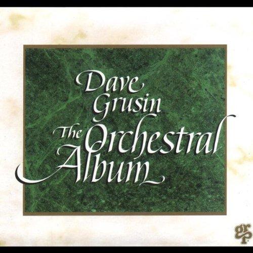 Bild 1: Dave Grusin, Orchestral album (1994, UK)