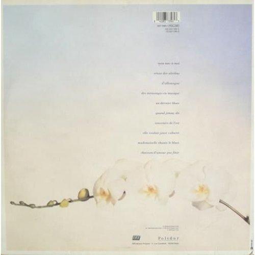 Bild 4: Patricia Kaas, Mademoiselle chante (1988)