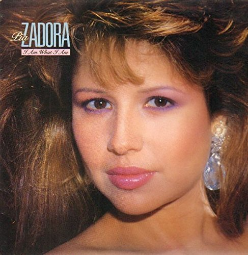 Bild 1: Pia Zadora, I am what I am (1986)