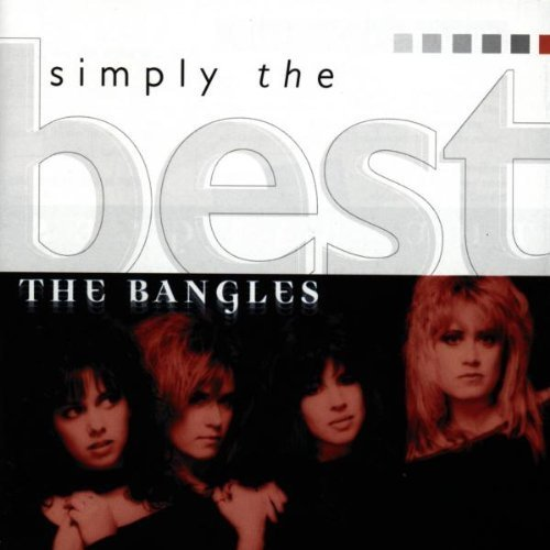 Bild 1: Bangles, Simply the best (compilation, 13 tracks)
